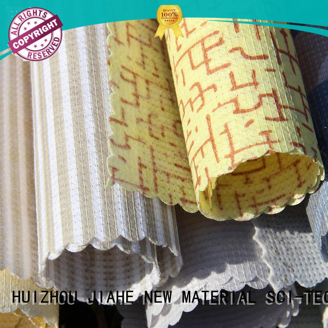 printed non woven fabric uk for furniture JIAHE