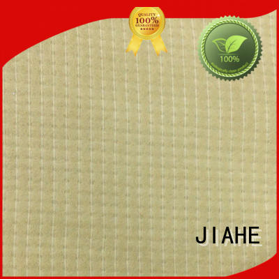 Wholesale sofa recycled polyester fabric JIAHE Brand