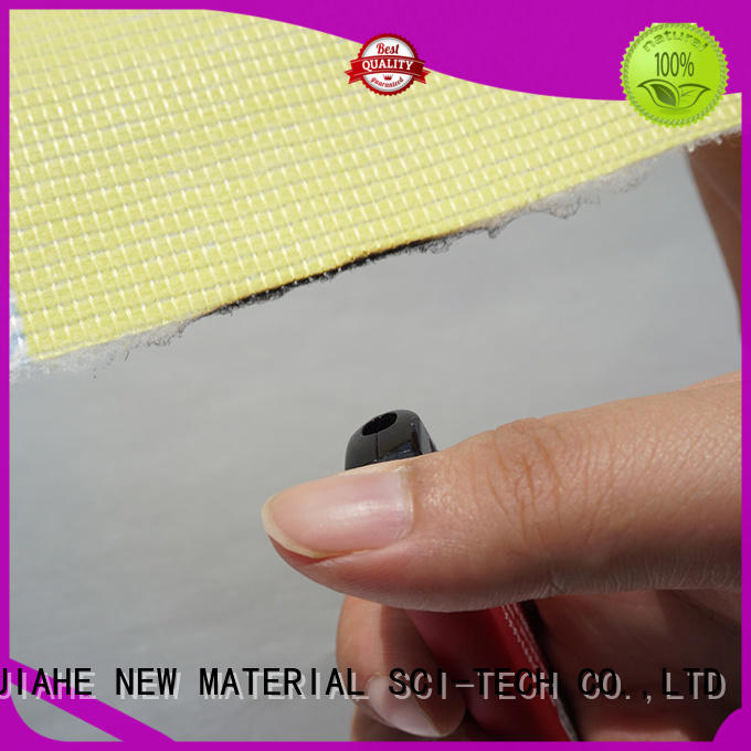 JIAHE printed fire retardant fabric supplier for bed