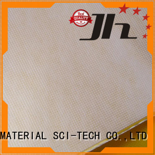 JIAHE Brand stitchbond laminated non guage fabric for reusable shopping bags