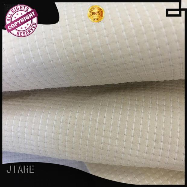 JIAHE mattress ticking fabric customized for mattress