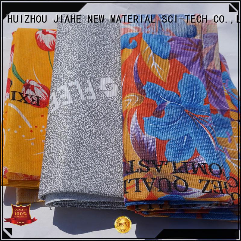 Quality JIAHE Brand eco polyester beautiful