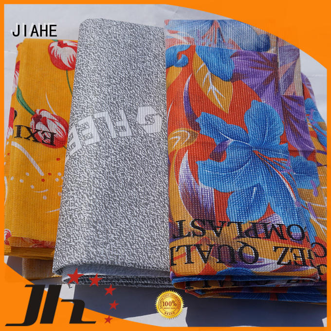JIAHE ticking non woven fabric supplier for covers