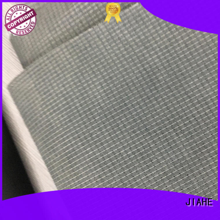 JIAHE coated mattress covering fabric manufacturer for mattress