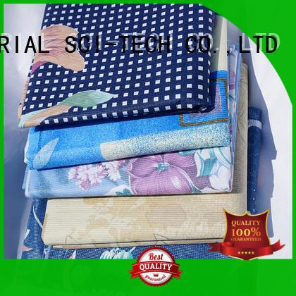 JIAHE non woven polyester fabric textile for mattress