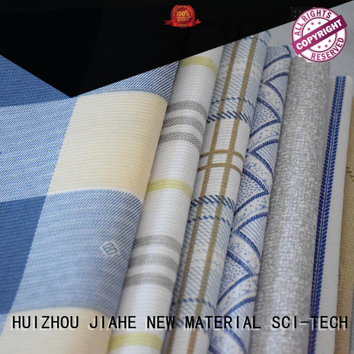 JIAHE polyester fabric roll manufacturer for covers
