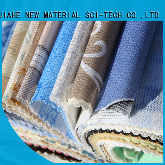 JIAHE non woven stitchbond line for covers