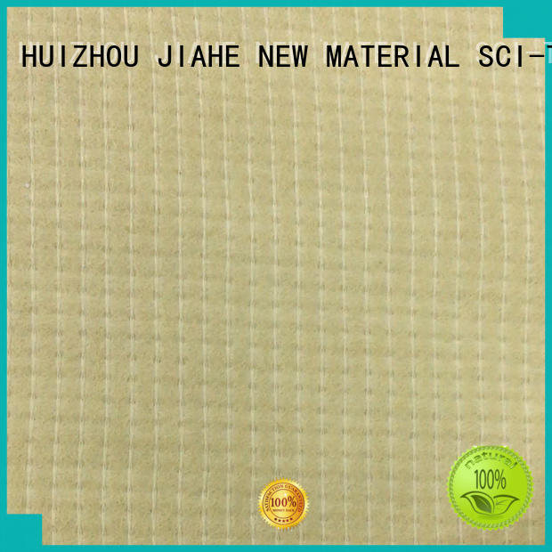 JIAHE odm bonded fabric supplier for mattress
