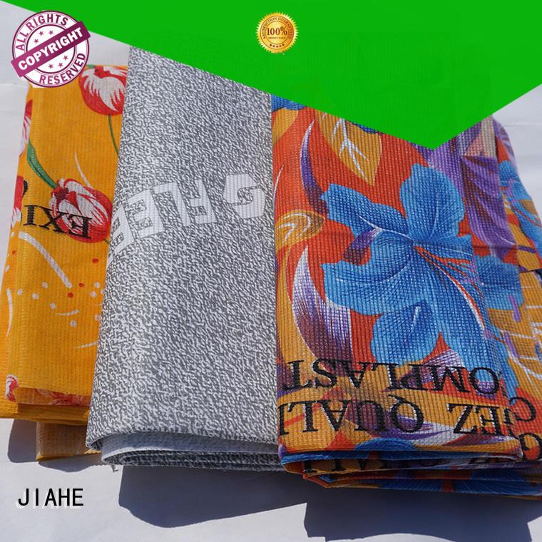 JIAHE 21m non woven fabric textile for furniture