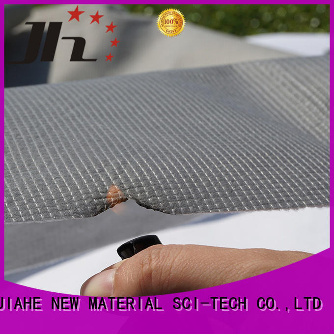 JIAHE fire retardant fabric factory for bed