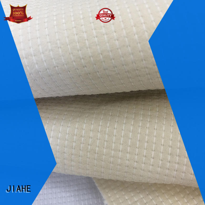 JIAHE bedsets non woven textile supplier for sofa