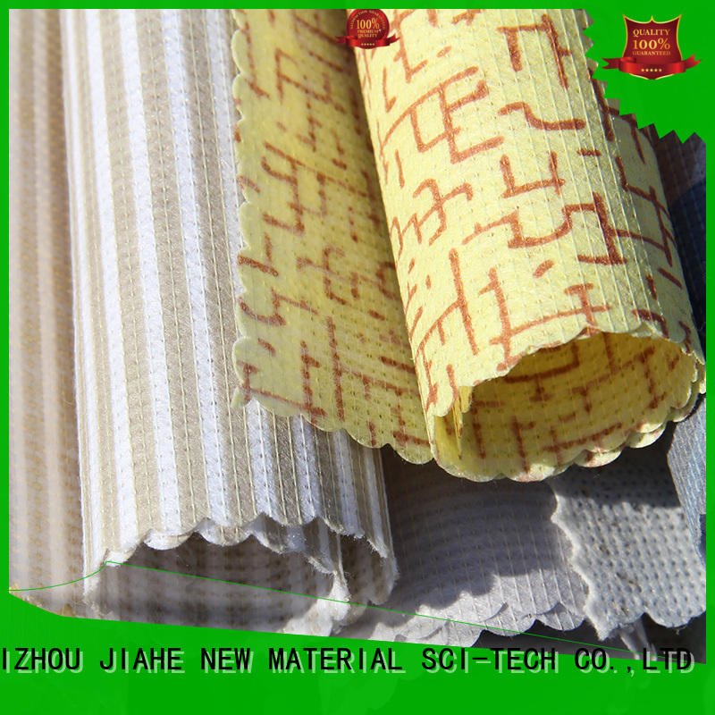 stitchbonded single uk JIAHE Brand eco polyester manufacture