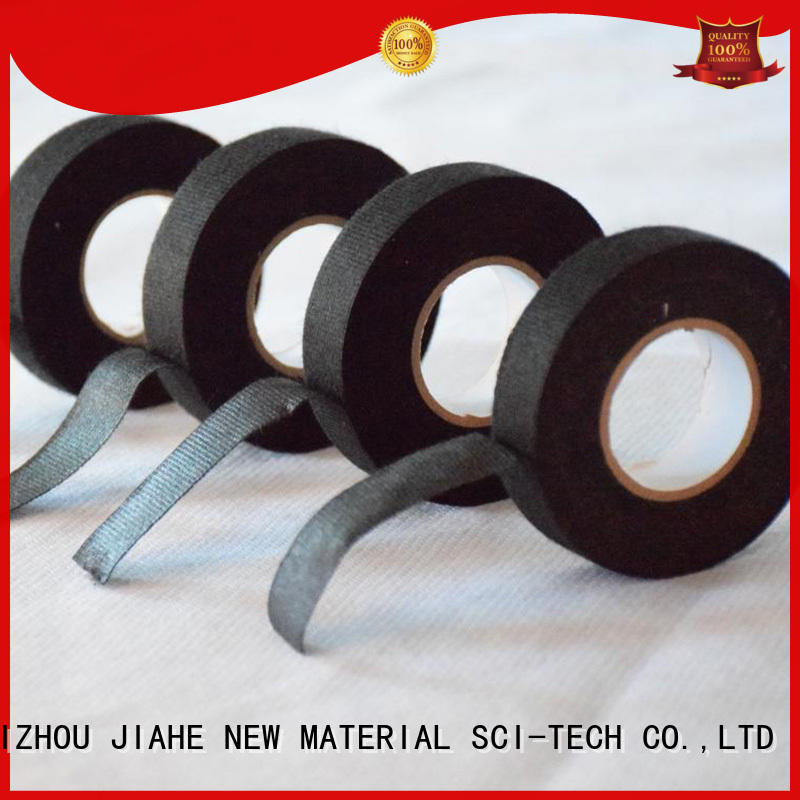 JIAHE nonconductive non woven tape customized for carpet