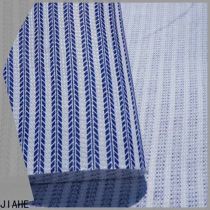 JIAHE printed fire retardant fabric supplier for furniture