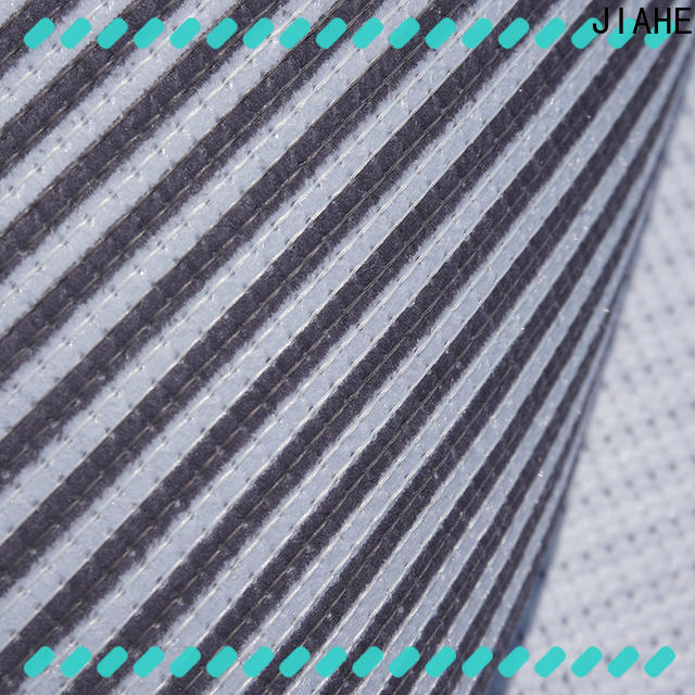 JIAHE fire retardant fabric supplier for covers