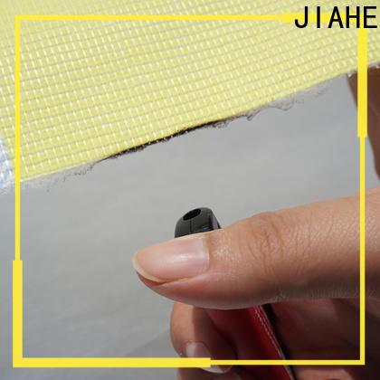 JIAHE fire retardant fabric customized for mattress