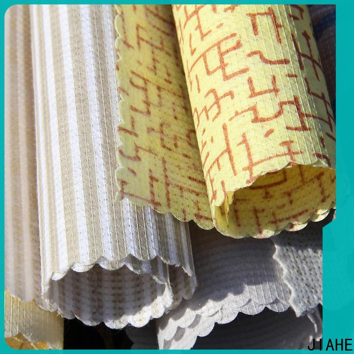 JIAHE non woven fabric supplier for bedding