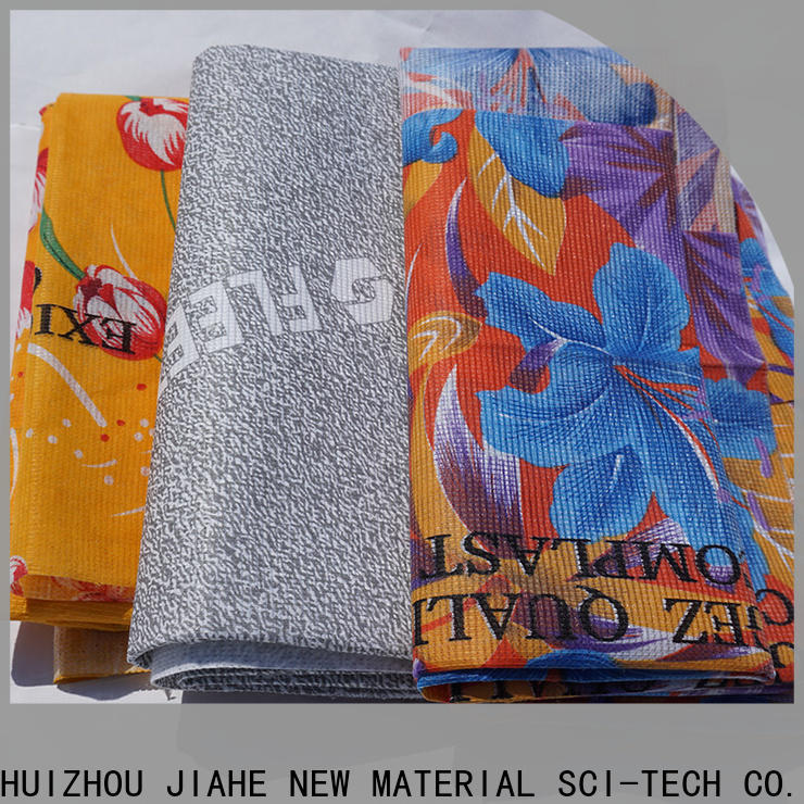 JIAHE blue non woven stitchbond line for mattress