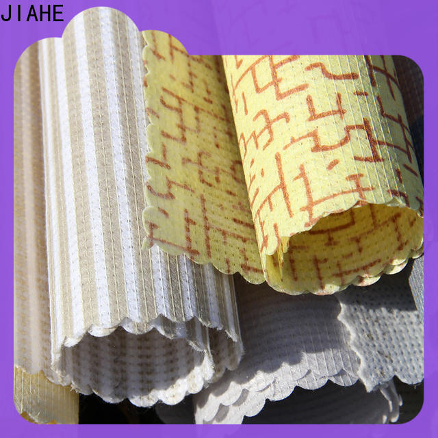 JIAHE non woven stitchbond supplier for bedding