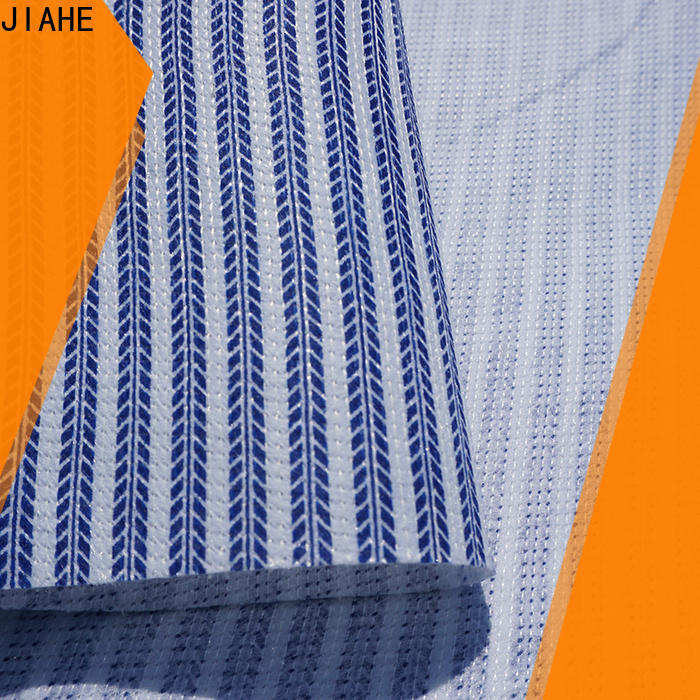 JIAHE fireproof fabric customized for covers
