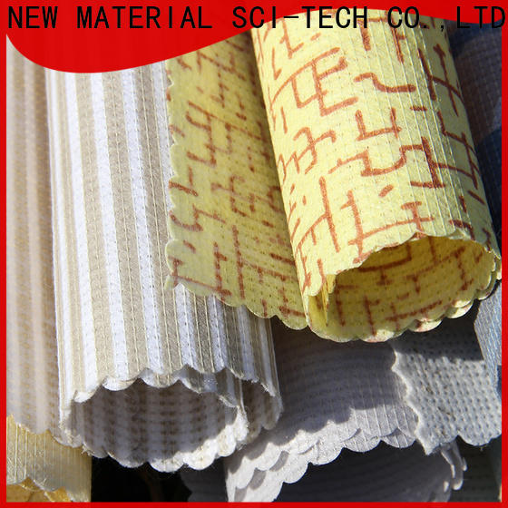 JIAHE single color non woven stitchbond line for furniture