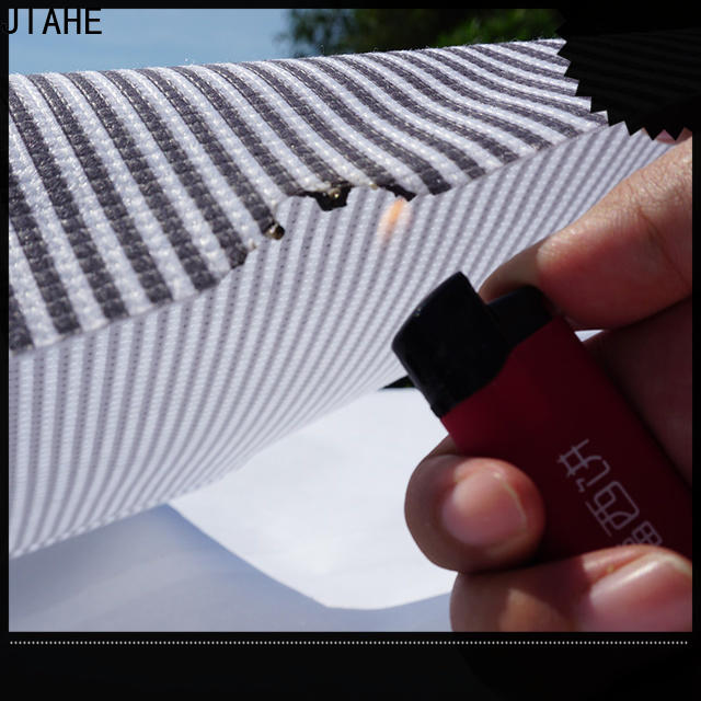 blue stitch bonded fabric line for furniture