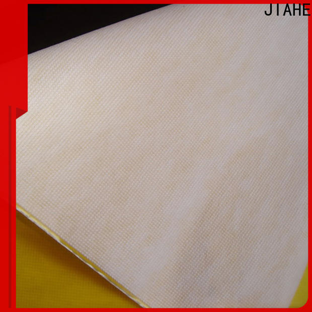 dyed rpet fabric manufacturer for cloth bags
