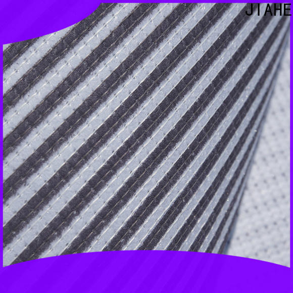 JIAHE fire retardant fabric customized for covers