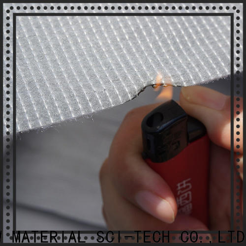 anti-slip stitch bonded fabric manufacturer for filler