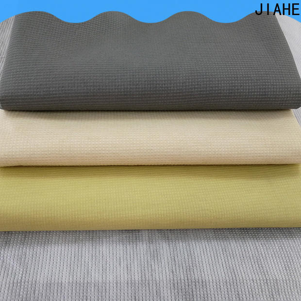 JIAHE anti-slip fabric mattress protector customized for covers