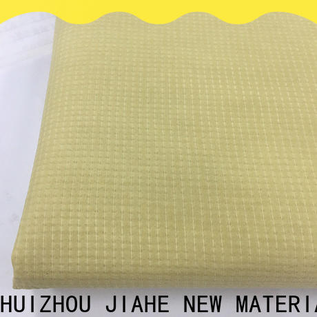 JIAHE mattress covering fabric supplier for filler