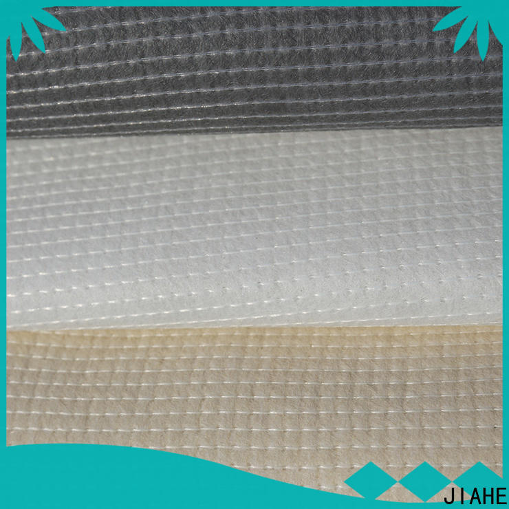 JIAHE grey mattress fabric factory for covers