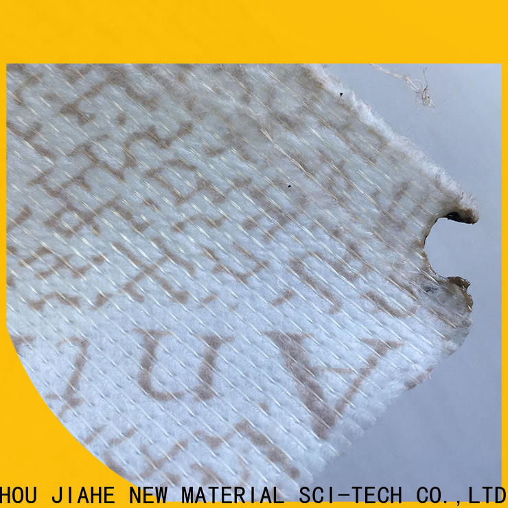 JIAHE non woven printing textile for bed