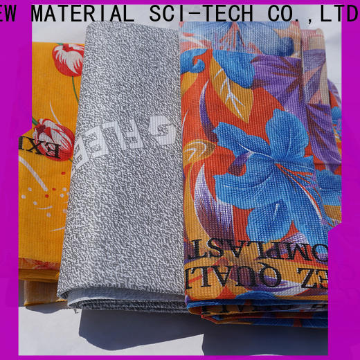 JIAHE print stitch bonded fabric supplier for bed