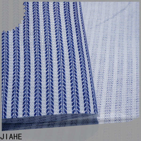 JIAHE ticking fireproof fabric supplier for mill