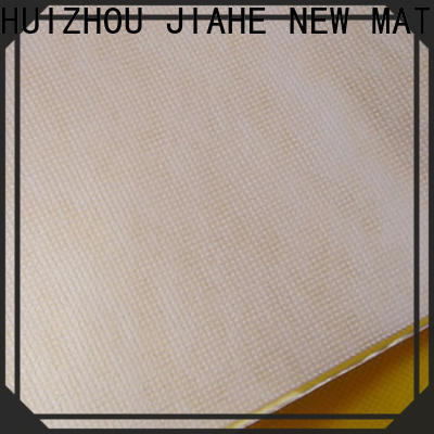 JIAHE rpet fabric supplier for shoe bags